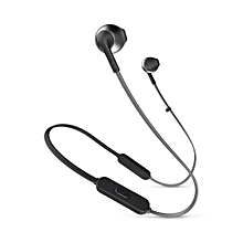 TUNE 205BT – Wireless Earbud headphones – Black