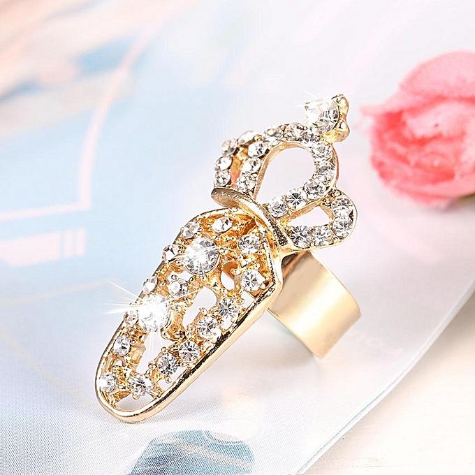Anniversary Sales - Buy Sunshine Fashion Bowknot Crown Crystal ...