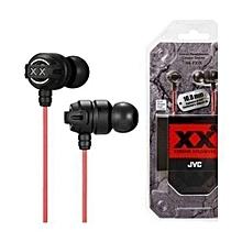HA-FX3X - Xtreme Xplosives Earphones - Black