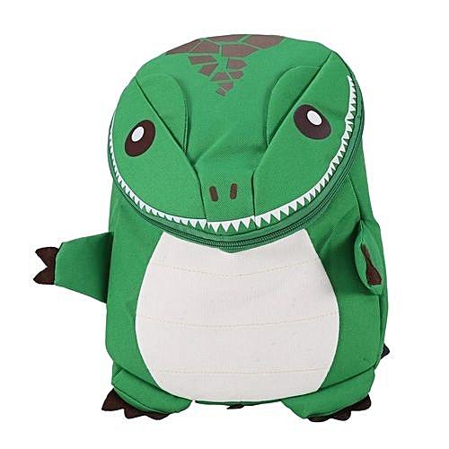 UNIVERSAL 3D Dinosaur Backpack For Children Backpacks (Green)   Best ... 6ac6125261f4a