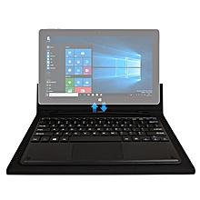 Tablet PC Magnetic Docking Soft Keyboard for Jumper EZpad 6(Black)