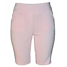 Peach Womens Shorts