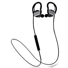 Zealot H3 Bluetooth V4.1 Hands Free Sports Earphones Headphones-BLACK GREY