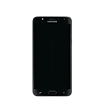 Galaxy J7 Duo 32GB, 3GB RAM, , Android 8.0Dual Sim, 13MP + 5MP, 4G LTE  - Black