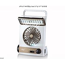 Multifunctional Solar Fan