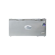 BCF-650DD - Chest Freezer - 20Cu.Ft - 550 Litres - Silver & Grey