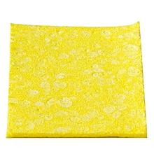 JAKEMY JM-Z04 Soldering Iron Solder Tip Welding Cleaning Sponge Yellow