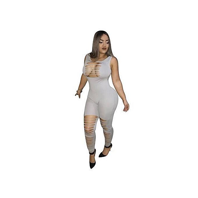 dc92366f3f58 Elegant Women's Fashion Jumpsuit Elegant Style Sexy Skin-tight Floral  Jumpsuits