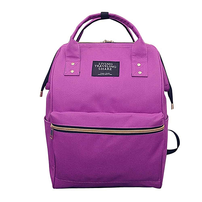 ec18d52ffa Africanmall store Fashion Women Backpacks Female Denim School Bag For  Teenagers Girls Travel bag-purple ...