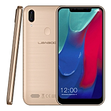 M11, 2GB+16GB, Dual Back Cameras, 4000mAh Battery, Face ID & Fingerprint Identification, 6.18 inch Android 8.1 MTK6739 Quad Core, Network: 4G, Dual SIM(Gold)