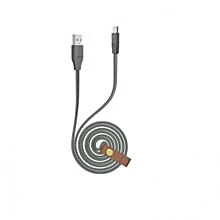 USB Cable-Type C- Grey