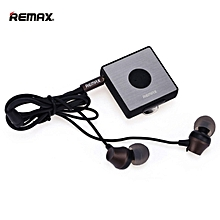 Remax RB-S3 Sports Clip-on Bluetooth V4.0+EDR Headset Wireless Stereo Earphone Bluetooth V4.1 FM Radio Voice Control