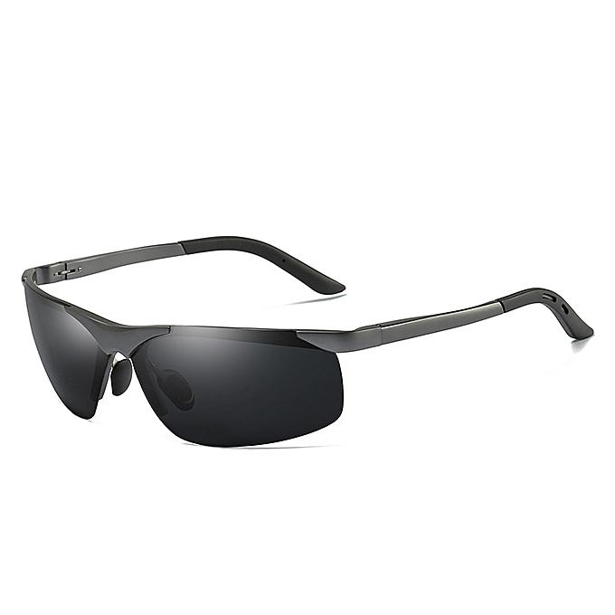 4cf5d8b437 Polaroid Sunglasses Men Polarized Driving Sun Glasses Mens Brand Designer  Aluminum Magnesium Oculos Male Eyewear 6806