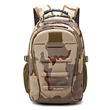 FAITH PRO 45L Bags Tactical Backpacks Rucksacks Chargeable USB Hunting Headset Dual Interface