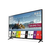 """UJ630V 43"""" - Smart UHD 4K LED TV - HD - BLACK"""