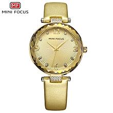 MINIFOCUS New Ladies 2017 Top Fashion Women Watches Famous Brand Dress Quartz Watch Female Clock Montre Femme Relogio Feminino 0038