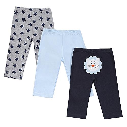 3a43717d5f8af0 Generic 3Pcs Baby Pants Set 100% Cotton Unisex For Newborn Baby Infant 6-9M