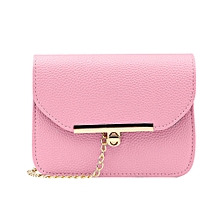 guoaivo fashion Korean version shoulder bag, chain messenger bag, sweet woman bag PK