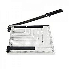 Paper cutter A4  size  Metallic-Grey