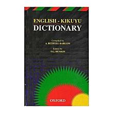 English - Kikuyu Dictionary