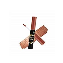Metal Liquid Lipstick GML 855 polished.