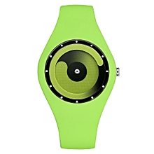Women Fashion Casual Quartz Watch Candy Color Men Watches Female Silicone Waterproof Sport Stylish Wristwatches Luxury
