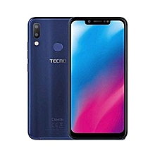 "Camon 11 -[32GB+3GBRAM]- Face Unlock + Fingerprint - smartphone -6.2"" -16MP- Dual SIM- Blue"