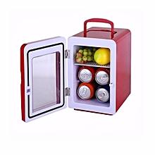CW8-4L car mini ice box Car refrigerator mini