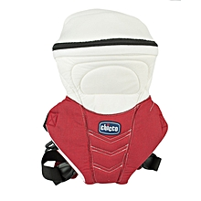 Red/White Baby Carrier (3.5 kg  to 9 Kg) .