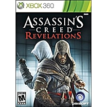 XBOX 360 Game Assasins Creed Revelations