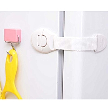 10pcs/lot Baby Drawer Lock Children Security Protection For Cabinet Toddler Safety Lock Refrigerator Window Closet Wardrobe
