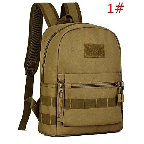 Buy Generic 10l Boy Girl Outdoor Tactical Backpack Small Ultra Small