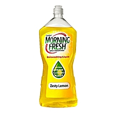 Morning Fresh Zesty Lemon Dishwashing Detergent 400 ml