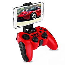 PXN PXN - 8663 Bluetooth Gaming Controller Gamepad for Android Smartphone PC TV Turbo Function RED