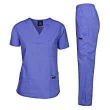 Medical Scrubs - Sky Blue