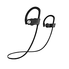 JOWAY H50 Wireless Bluetooth Earphone Stereo Bass Lightweight IPX6 Waterproof Sports With Mic