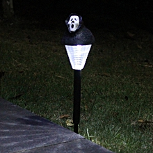 Solar Mini-Lawn To Insert Lights Halloween Outdoor LED Garden Garden Lights