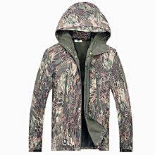 New Fashion TAD Shark Skin Jacket Warm Coat Waterproof Windbreaker Jacket