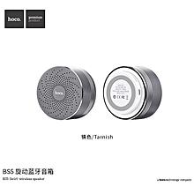 Hoco. BS5 Bluetooth 2.1 Swirl Wireless Speaker Support Hands-free Mic / TF Card / Aux-in WWD