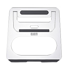 BUBM Universal Laptop Desk Aluminum Stand Dock Desk Holder For Tablet Notebook