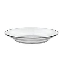 Lys Clear Soup Plate - 23cm