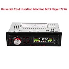 Car Radio Car MP3 Player 1din AUX/USB/TF Stereo In-Dash AUX Input Auto Audio Vehicle Player