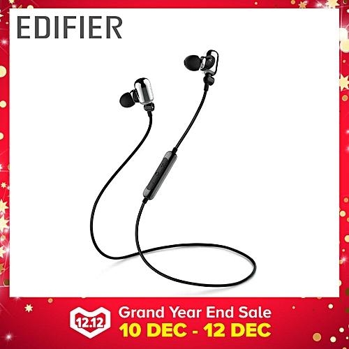 Edifier W293BT High Performance Sweat Proof Sport Wireless In-Ear Headphones   POWERLI
