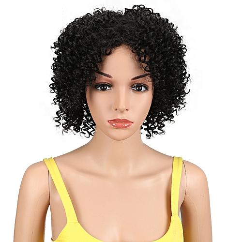 Generic Wigs Kanekalon 12 Inch Short Wig