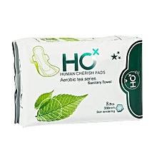 Human Cherish Aerobic Tea Sanitary Pads (338 mm)