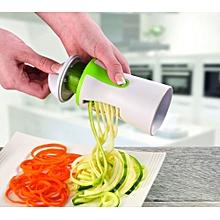 Vegetable Spiralizer – Green & White