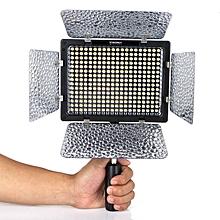 LED Camera Video Light Adjustable Color Temperature 3200k-5500k