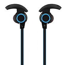 Bluetooth headset-blue