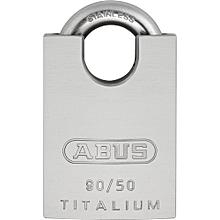 High Security Titalium padlocks