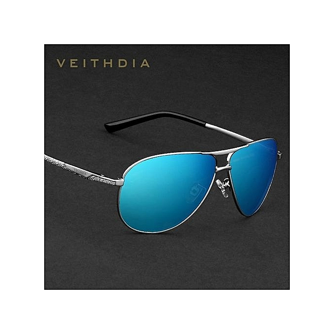 234f6378a2766 VEITHDIA Brand Polarized Lens Mens Sun Glasses Oculos Masculino Male Gold  Sunglasses Men Fishing Outdoor Summer